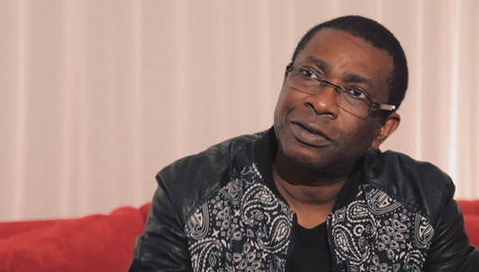 Youssou N'Dour: Interview