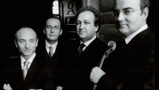 Le Quatuor Ysaÿe joue Schumann, Rihm et Beethoven