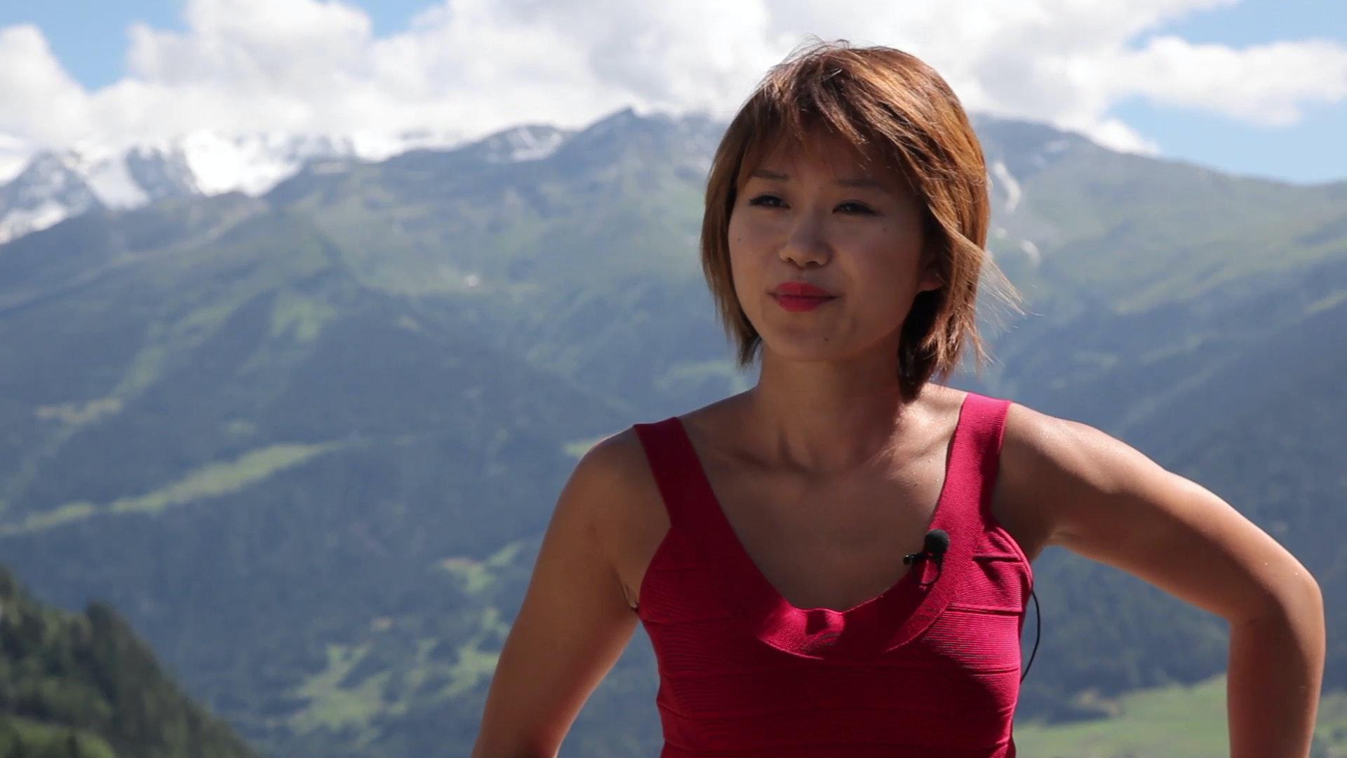 Yuja Wang: Interview