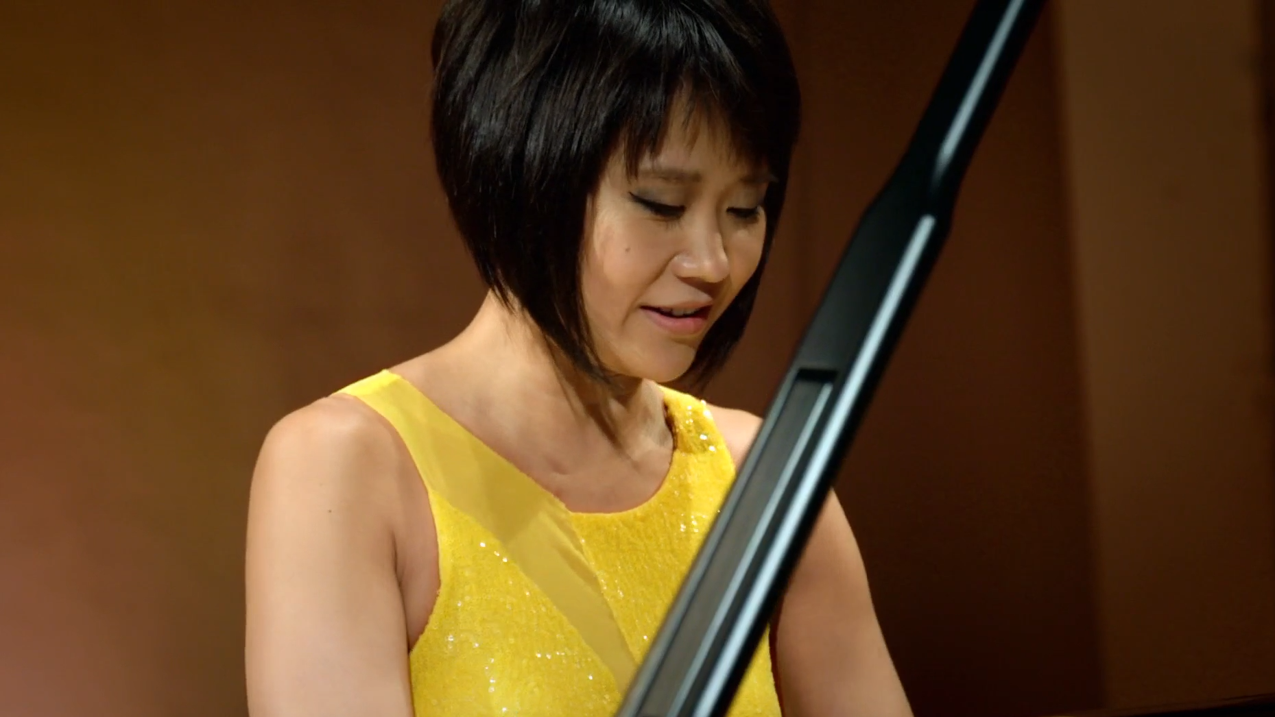 Yuja Wang interpreta a Rachmaninov, Scriabin y Prokofiev
