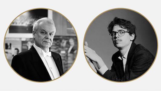 Yuri Simonov conducts Prokofiev — With Lucas Debargue