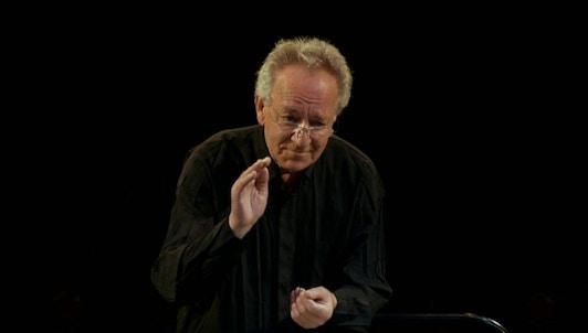 Yuri Temirkanov dirige la Sinfonía n.° 10 de Shostakóvich