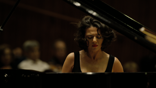 Zubin Mehta conducts Concertos by Vivaldi, Mozart, and Beethoven – With Khatia Buniatishvili, Ram Oren...